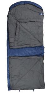 schlafsack -20 grad-10T alaskan blue einzel decken