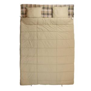 schlafsack für zwei-10T canoodle-doppel-deckenschlafsack mit kissen