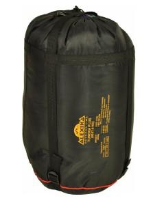 schlafsack für zwei-alexika deckenschlafsack schlafsack thermo-warm-TUNDRA PLUS-blau-innenflanell