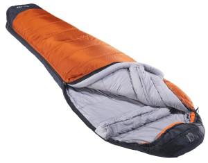 mumienschlafsack-Nordisk Bering High Performance Orange