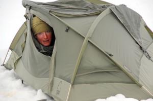 schlafsack -20 grad-kalt-minus temparatur-schnee-eis-kühl